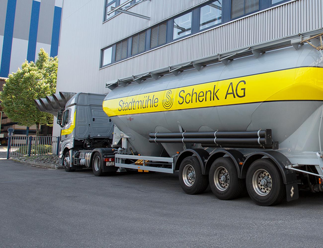 Bild Stadtmühle Schenk AG